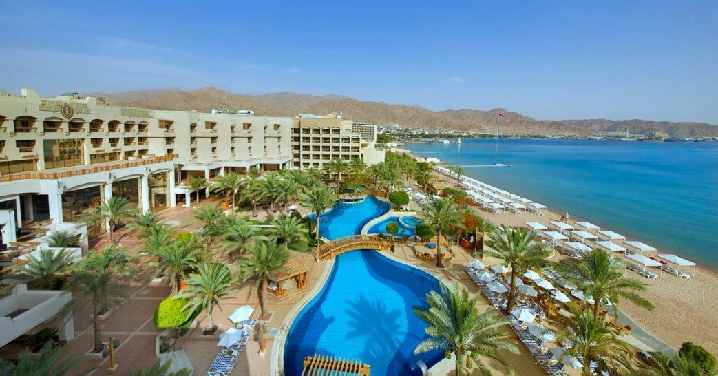 InterContinental Aqaba Resort Pool