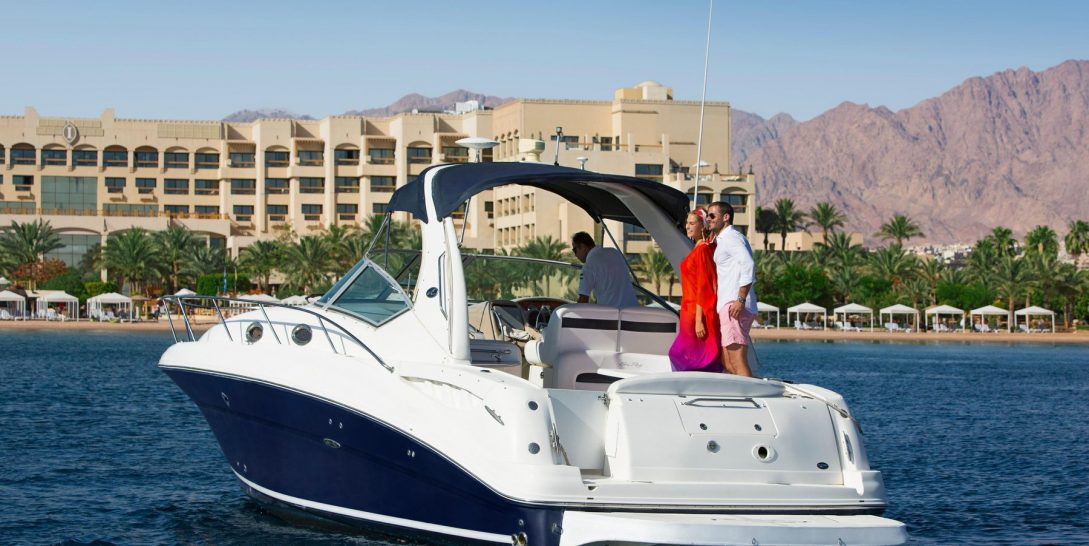 InterContinental Aqaba Resort Yacht
