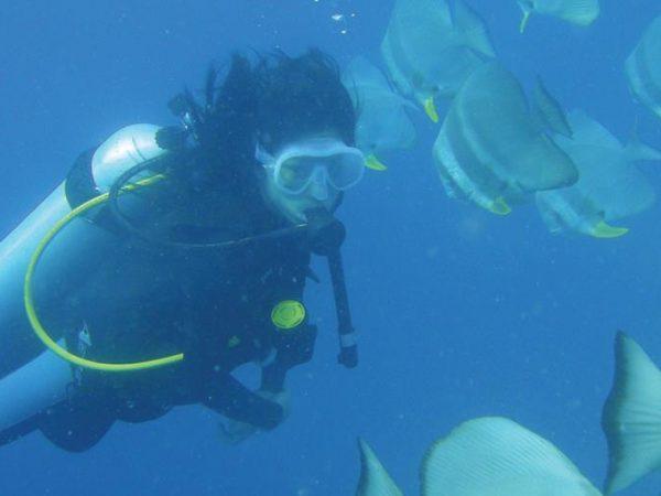 Jumeirah Vittaveli Maldives Diving
