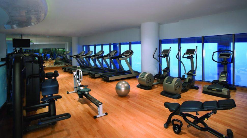 Jumeirah Vittaveli Maldives Gym