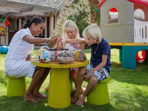 Jumeirah Vittaveli Maldives Kids