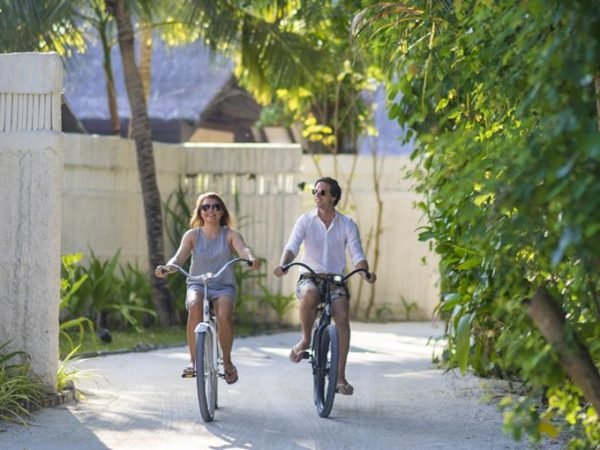Jumeirah Vittaveli Maldives Vittaveli Cycles