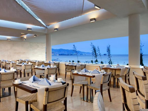 Kempinski Hotel Aqaba Red Sea AM PM Restaurant