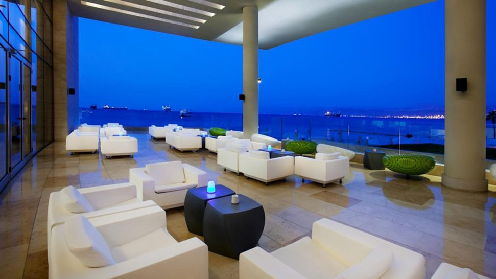 Kempinski Hotel Aqaba Red Sea Aqua Lounge