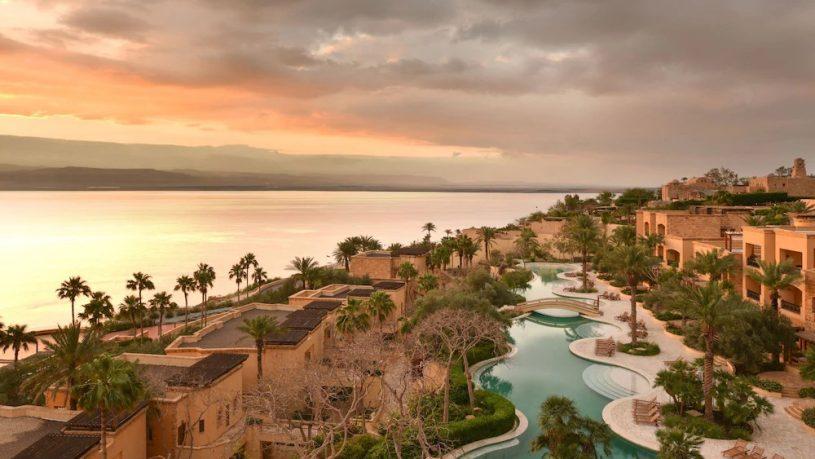 Kempinski Hotel Ishtar Dead Sea Panorama