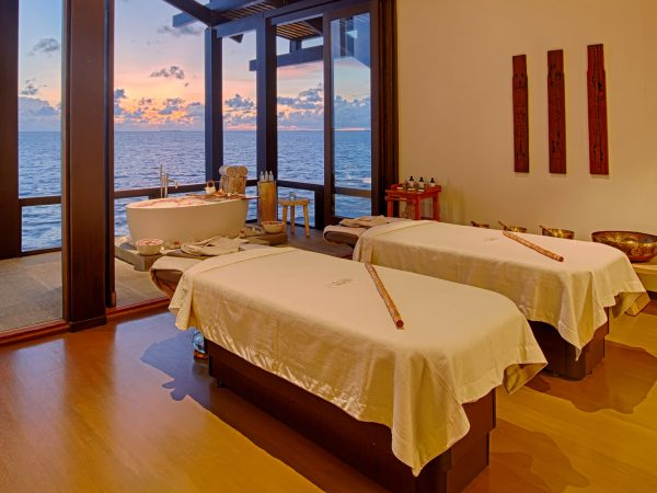 Kudadoo Maldives Private Island Spa