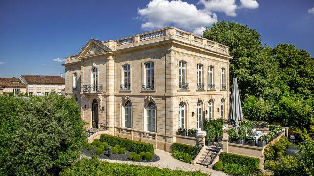 La Grande Maison de Bernard Magrez Exterior