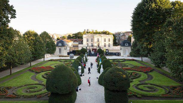 La Grande Maison de Bernard Magrez Hotel View