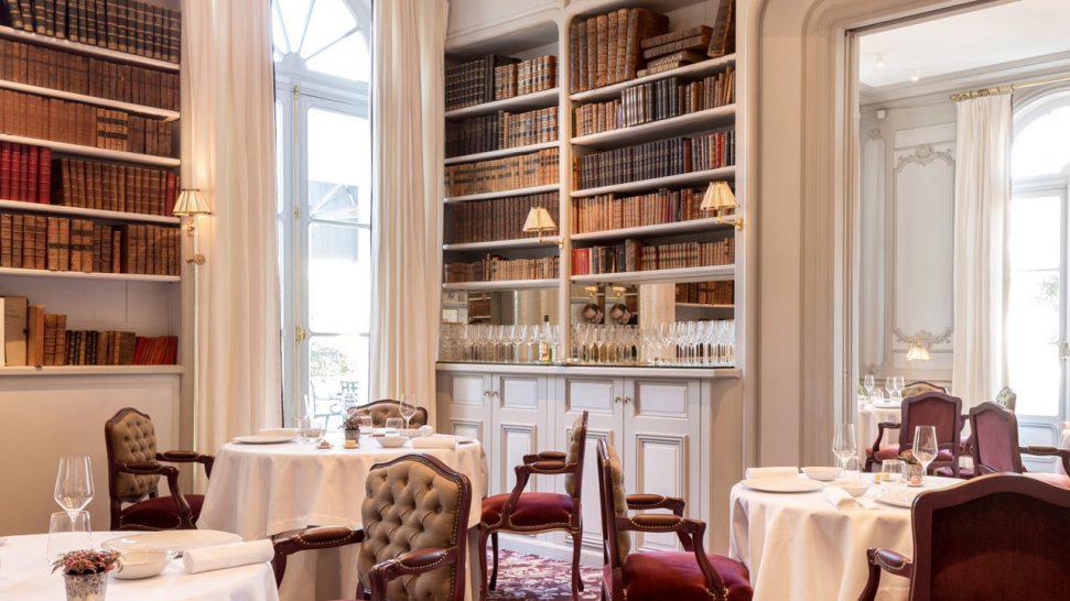 La Grande Maison de Bernard Magrez Pierre Gagnaire Restaurant