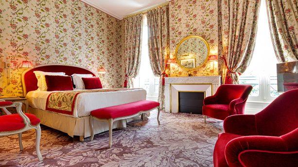 La Grande Maison de Bernard Magrez Prestige Room Esperance