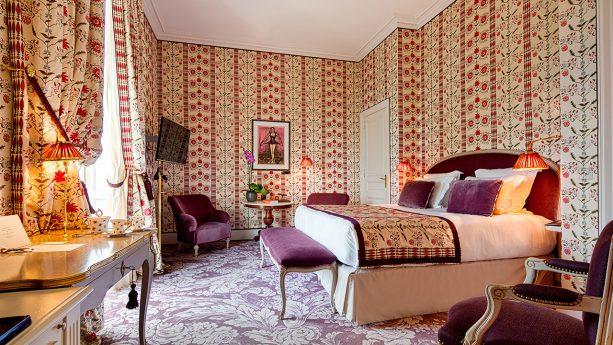 La Grande Maison de Bernard Magrez Privilege Room Contemplation