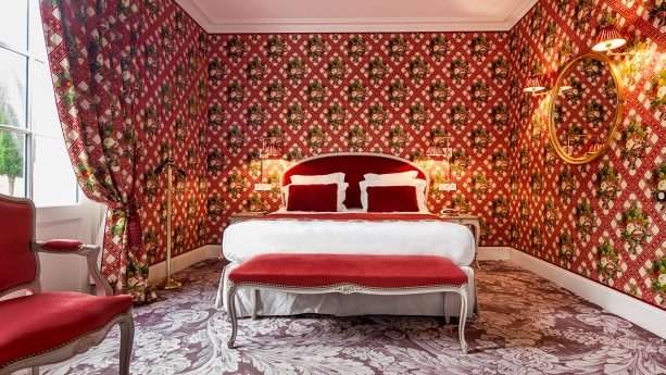 La Grande Maison de Bernard Magrez Privilege Room Passion of a lifetime