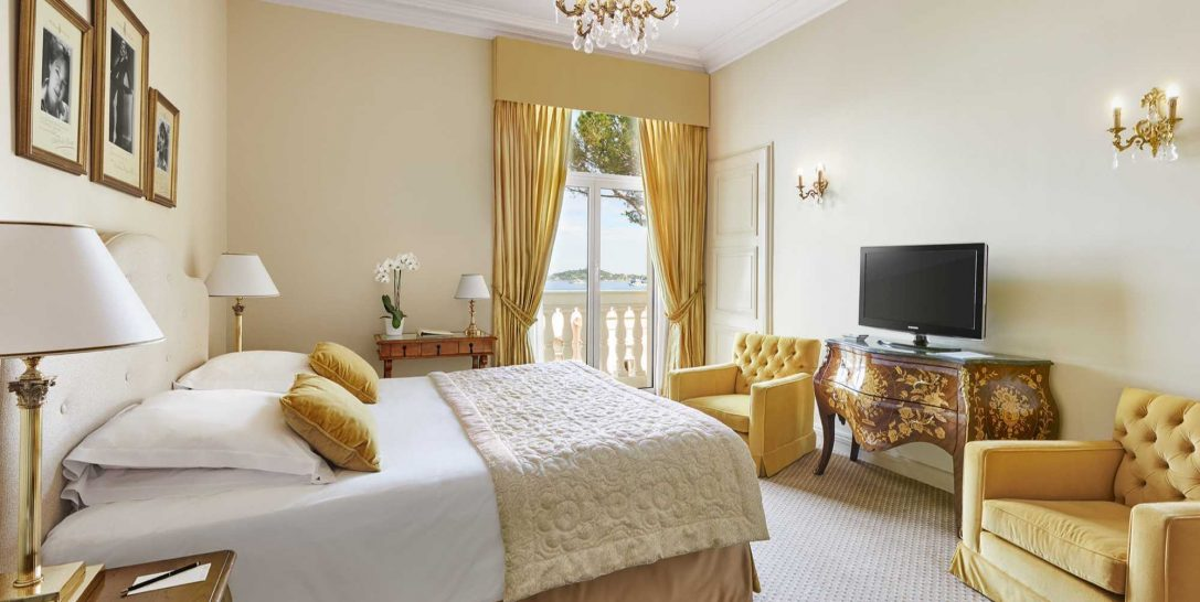 La R?serve de Beaulieu and Spa Classic Room Sea View