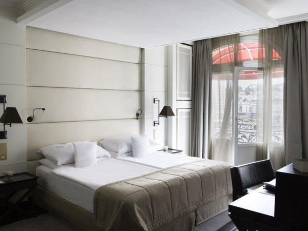 Lausanne Palace Junior Suite City View