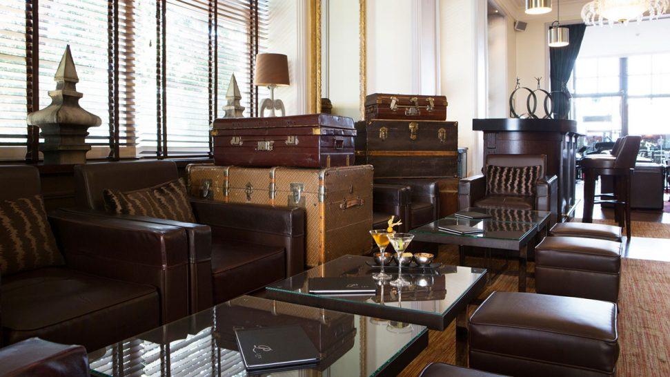Lausanne Palace Lp's Bar