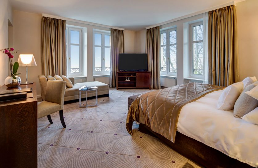 Lausanne Palace Presidential Suite