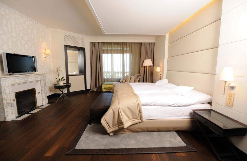 Lausanne Palace Samaranch Suite