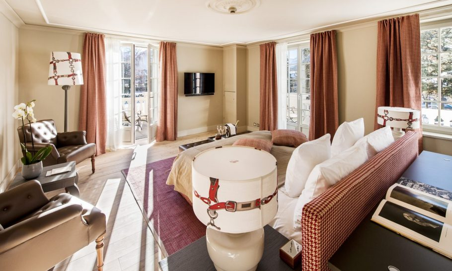 Le Grand Bellevue Deluxe Chic Rooms