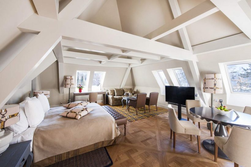 Le Grand Bellevue Gstaad Star Suite
