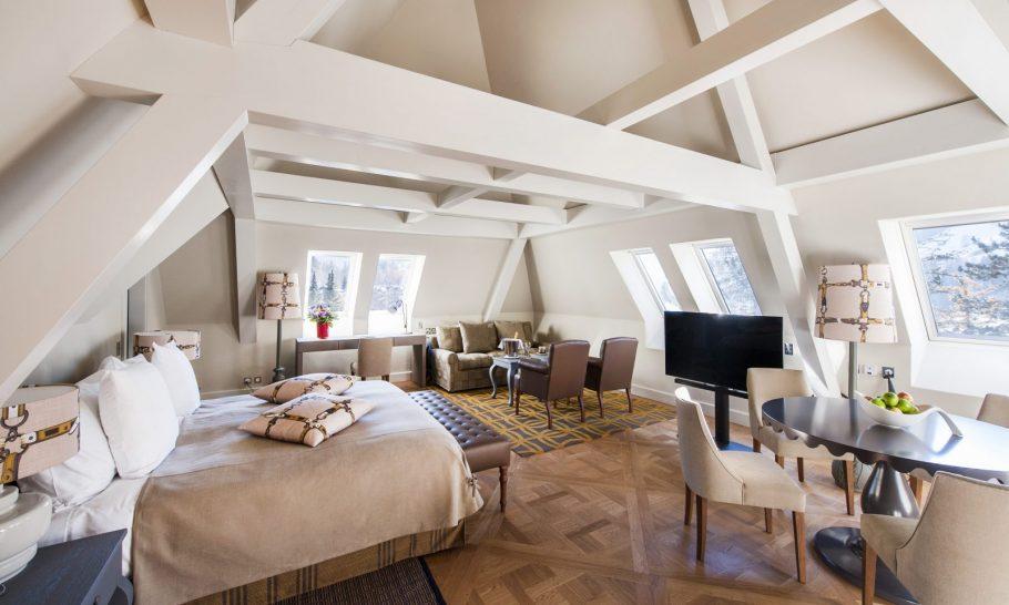 Le Grand Bellevue Star Suite
