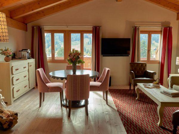 Le Grand Bellevue Suite Chalet