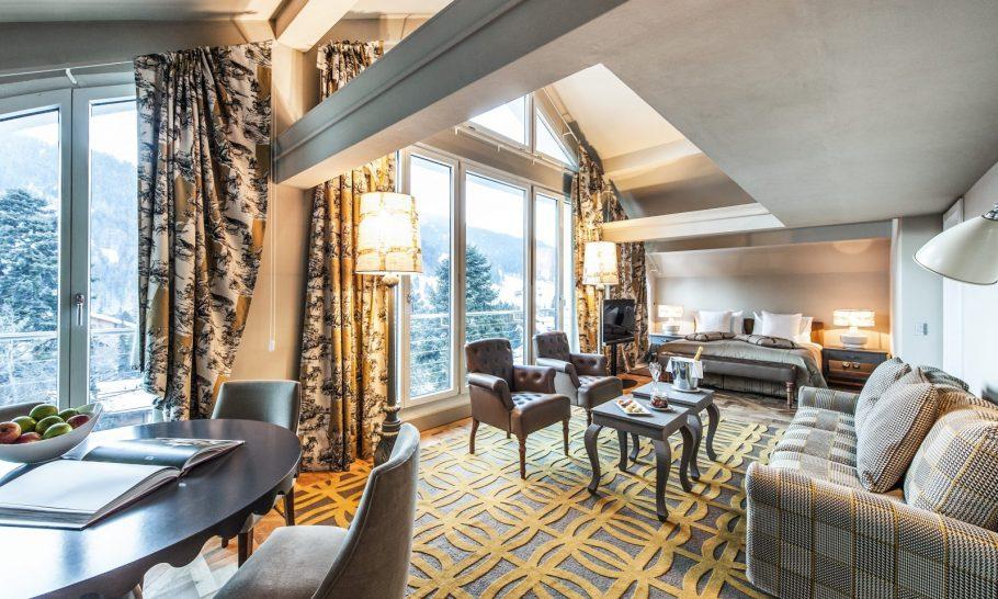 Le Grand Bellevue Suite Panorama