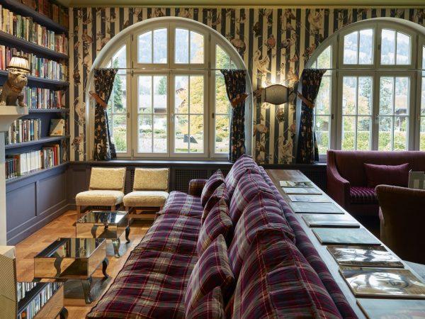Le Grand Bellevue The Lounge