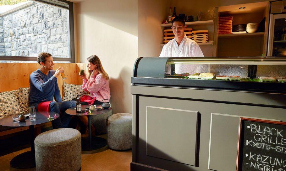 Le Grand Bellevue The Sushi Bar