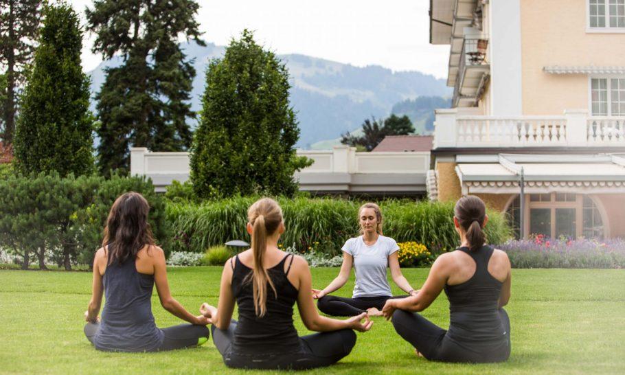 Le Grand Bellevue Yoga