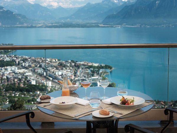 Le Mirador Resort and Spa Bar Lounge & Terrace