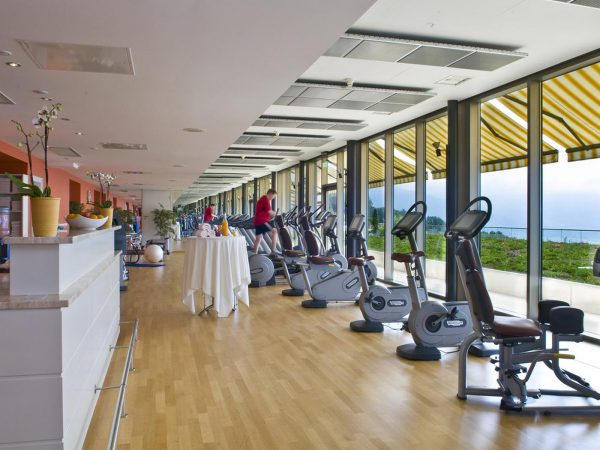 Le Mirador Resort and Spa Gym
