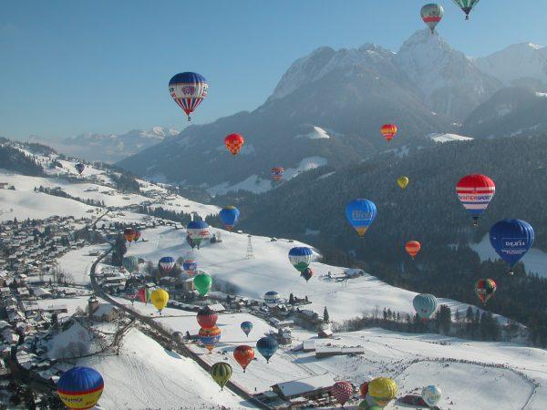 Le Mirador Resort and Spa Hot Air Balloon