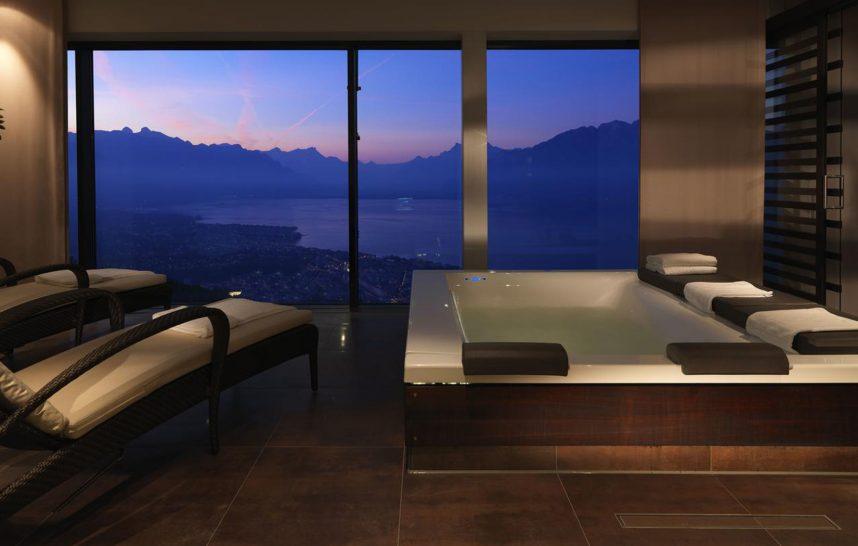 Le Mirador Resort and Spa Hotel Spa