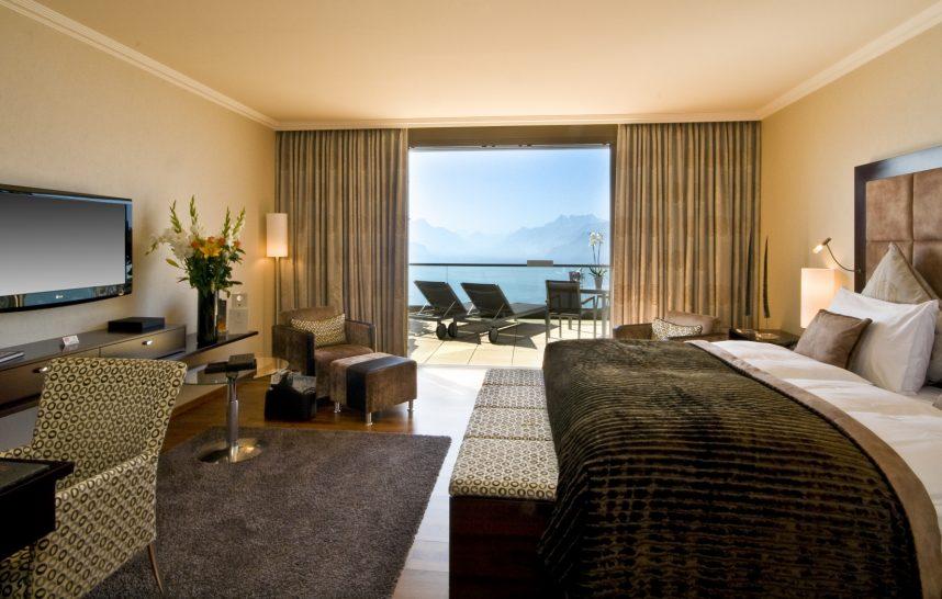 Le Mirador Resort and Spa Junior Suite Prestige