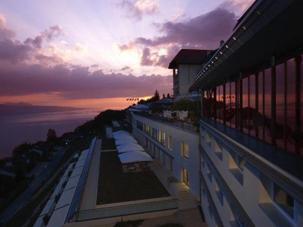 Le Mirador Resort and Spa Lobby View