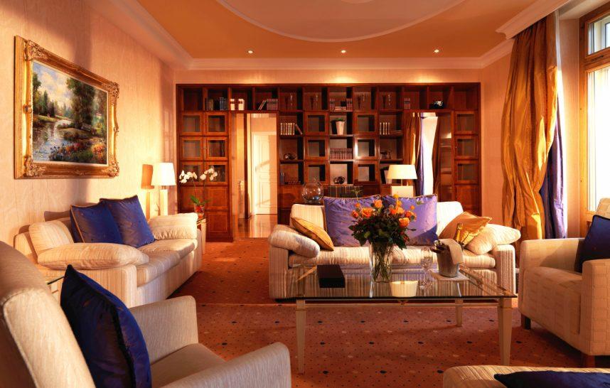 Le Mirador Resort and Spa Presidential Suite