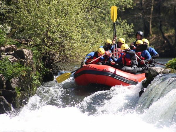 Le Mirador Resort and Spa Rafting & Canoeing