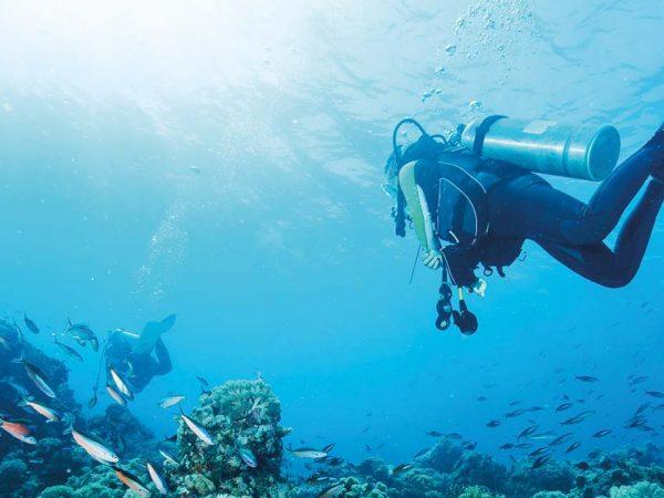 Le Mirador Resort and Spa Scuba Diving