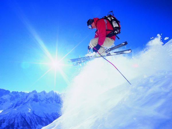 Le Mirador Resort and Spa Skiing and Snowboarding