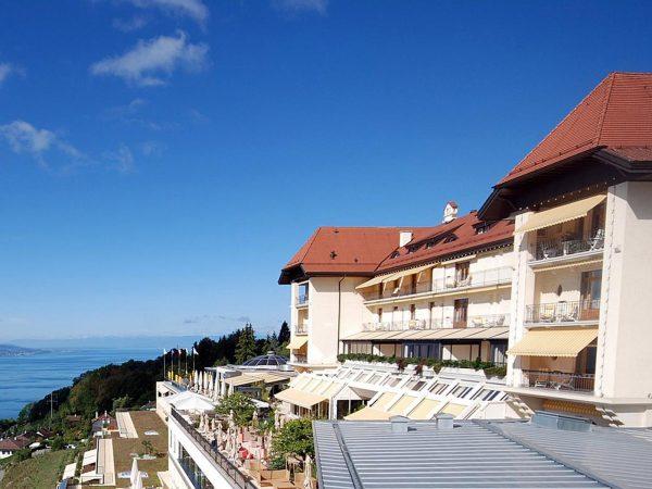 Le Mirador Resort and Spa View