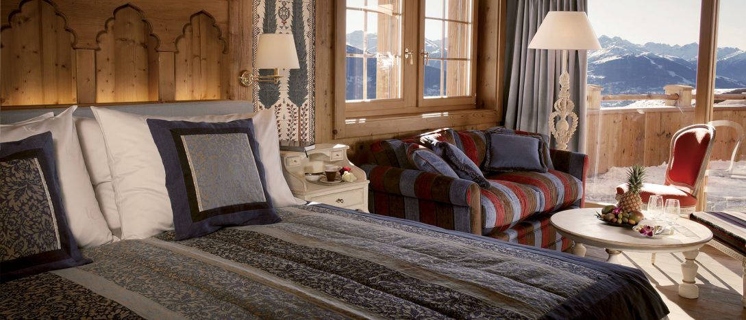 LeCrans Hotel Spa Deluxe Room Anatolie