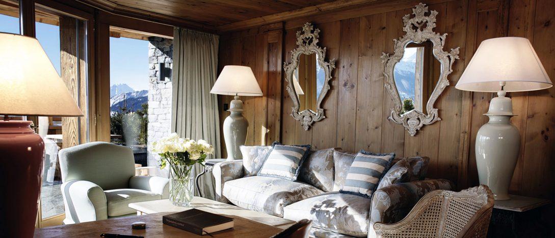 LeCrans Hotel Spa Junior Suite Dolomites