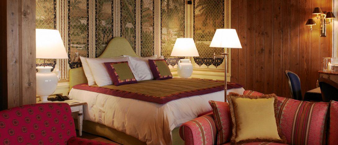 LeCrans Hotel Spa Junior Suite Everest