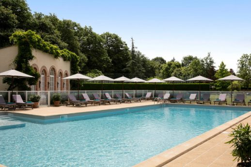 Les Hauts de Loire Pool
