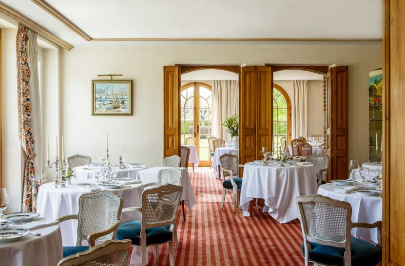 Les Hauts de Loire The 2-Michelin-starred Restaurant