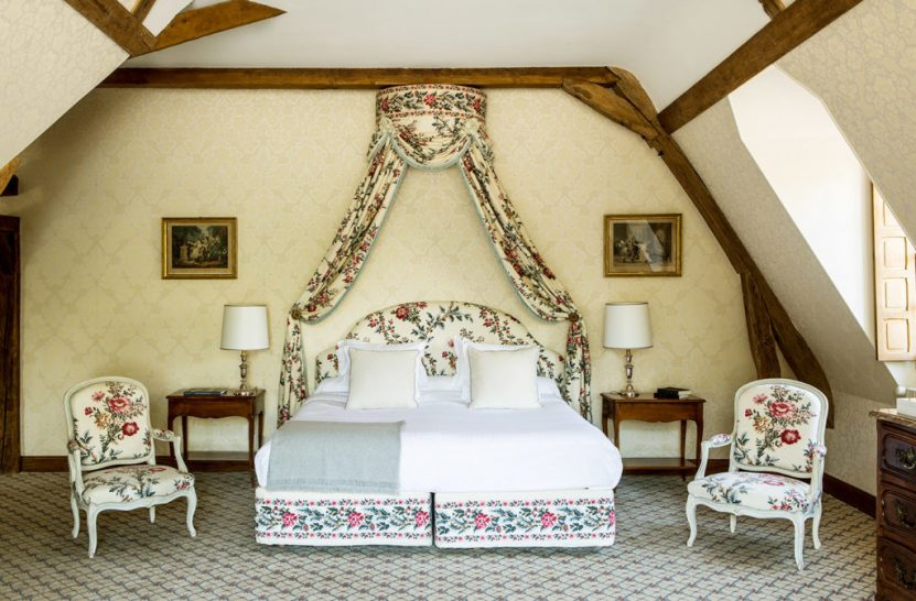 Les Hauts de Loire The Carriage House Suites