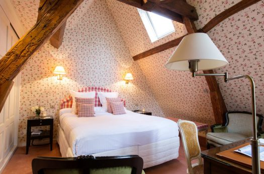 Les Hauts de Loire The Castle Classic Room