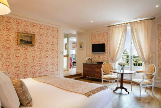 Les Hauts de Loire The Castle Prestige Suite