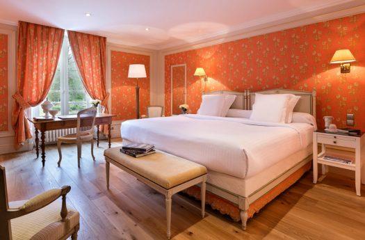 Les Hauts de Loire The Castle Superior Room