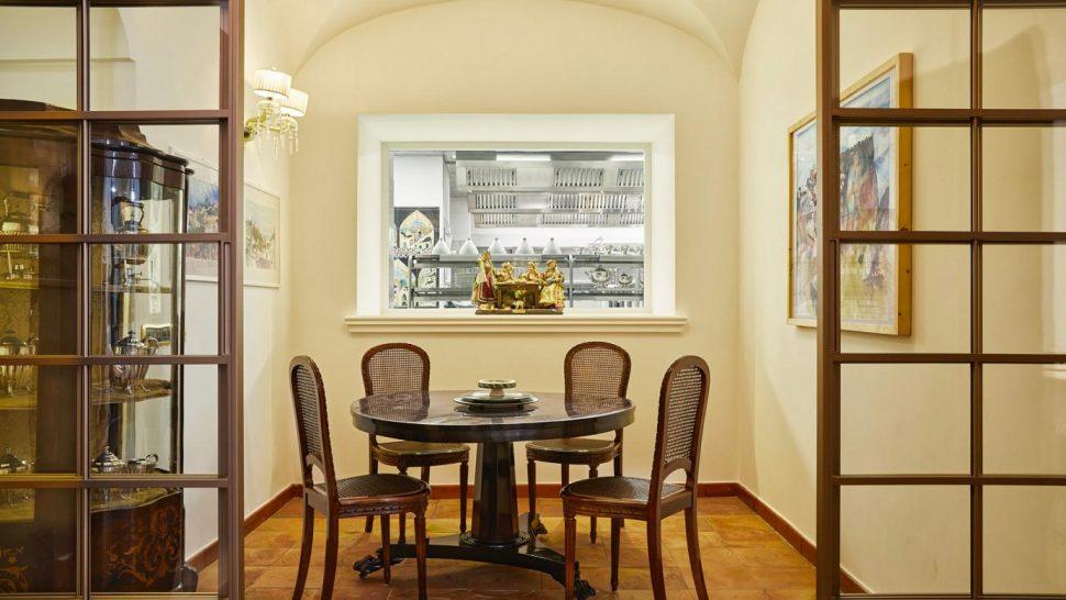Palazzo Avino Chef's Table
